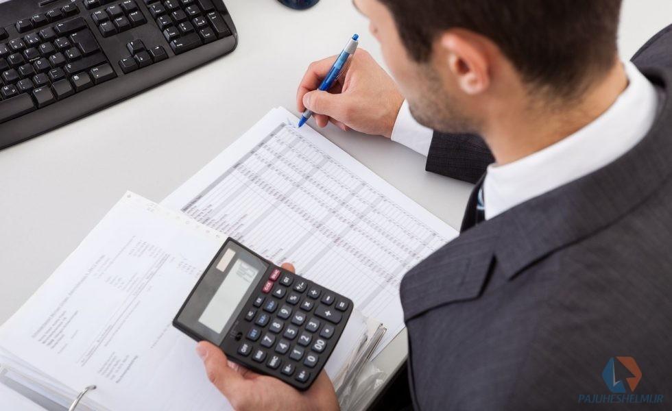 قوانین مورد نیاز حسابداری